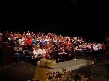 Consecration choir