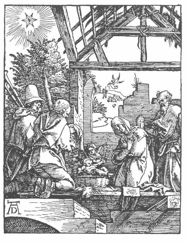 Durer nativity